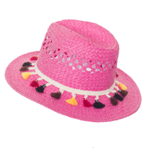 Lady Fashion Simple hats Women′s Paper Straw Beach Hat