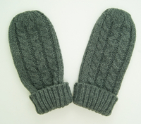 Wholesale Customized Winter Fashion Hot Sale Polpular Arcylic Knitted Gloves