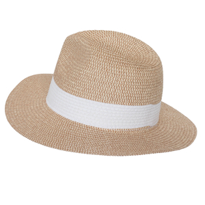 Fashion Basic Colourful Paper Straw Hat Sun Beach Hat