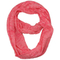 Wholesale Customized 100% Acrylic Neck Warmer Lady Fashion Decoration Scarf