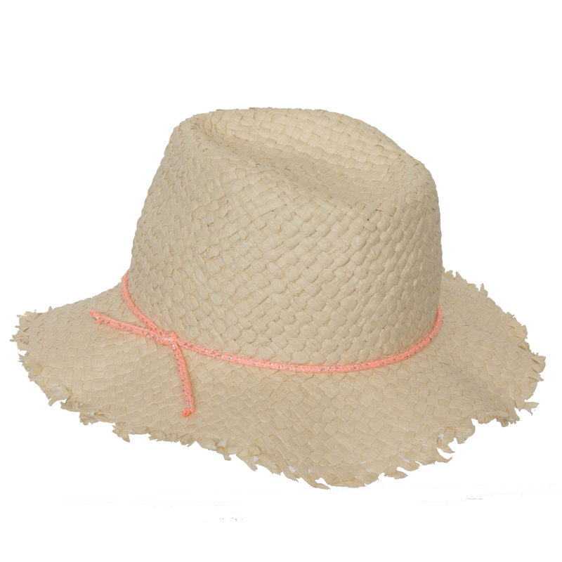 2018 New Arrival Wholesale 100% Paper Straw Hats for Women Beach Sun Custom Straw Hat